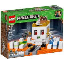 LEGO Minecraft 21145 - Đấu Trường Đầu Lâu (LEGO The Skull Arena) giá rẻ ở  Việt Nam, giá chỉ 1,299,000đ! Mua ngay kẻo hết!