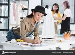 Designer Stock Photo Fashion Designer Stock Pictures Royalty Free Fashion