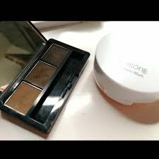 eyebrow powder. suikone eyebrow powder