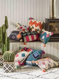 Floor Cushions Design Tribal Cushions Graham Floor Cushions Cushions Boho
