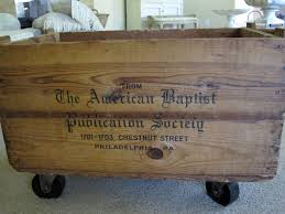 Wooden Crate With Handles Remodelaholic Build A Wood Storage Crate With Handles