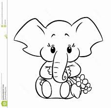 amazing baby elephant coloring pages 67 with additional free colouring elephants