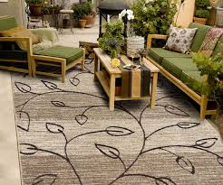 awesome orian rugs for your traditional living room decor idea grey stripped with leaves design