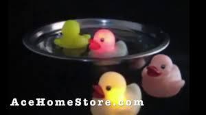 Light Up Rubber Duck Light Up Bath Ducks Light Up Rubber Duckies Light Up