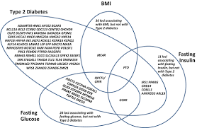 Venn Diagram Type 1 Type 2 Diabetes Physiology Insights Springerlink