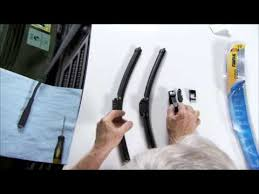 Reflex Wiper Blades Size Chart Changing Windshield Wipers With An Adaptor