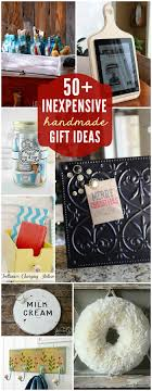 50 inexpensive diy gift ideas perfect for lilluna