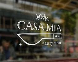 Restaurant Name And Logo Premade Logo Design Restaurant Logo Eatery Logo Premade Custom