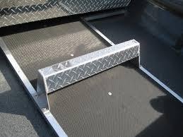 standard footrest