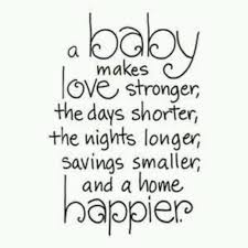 Baby Blessing Quotes Enchanting Top 48 Sweet Baby Quotes And Sayings