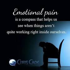 emotional pain vs physical pain