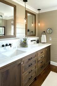 farmhouse sink bathroom vanity farmhouse double sink bathroom vanity
