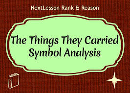 best the things they carried images the things the things they carried symbol analysis critical thinking problem solving skills collaboration skills