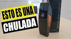 Fragrantica® trends montre le succès de ce parfum auprès des menbres de fragrantica sur le long terme. Mercedes Benz Club Black Review En Espanol Youtube