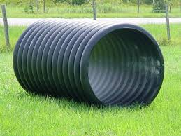 polymer coated corrugated steel pipe can serve 100 plus years