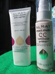 almay smart shade anti aging makeup with spf 30 in light um almay smart
