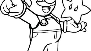 Mario Coloring Pages Zupa Miljevcicom