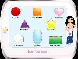 Spanish for Kids / Español Para Niños - Shapes | Spanish for Kids ...