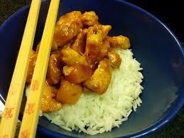 Reis und poulet diät