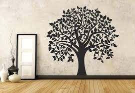 tree wall decal flower wall decals family tree wall decal flower wall stickers white tree wall
