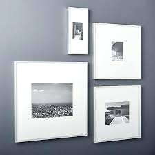 silver wall photo frames luxury ideas silver wall frames home remodel gallery brushed picture photo mounted silver wall photo frames