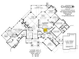 grand teton lodge house plan barrier free house plans Mountain Craftsman House Plans grand teton lodge house plan 07178 1st floor plan mountain craftsman house plans with photos