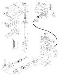 Minn kota foot pedal wiring diagram array minn kota maxxum 65 sc 42 inch parts 2003 from fish307 rh fish307