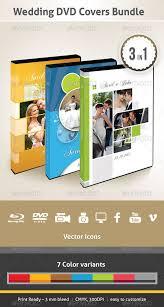 Wedding Dvd Template Wedding Dvd Covers Bundle Pinterest Print Templates Template