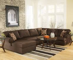 U Shaped Couch Living Room Furniture Stunning Microfiber Sectional Sofa Picture Lollagram