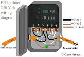 intermatic timer 240 volt wiring wiring diagram for you • how to wire eh40 water heater timer eh10 wh40 wh21 rh waterheatertimer org intermatic t103 timer wiring pool pump timer wiring