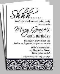 surprise birthday invitation wording and get ideas how to make sensational birthday invitation appearance 5