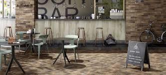 rustic subway look tiles