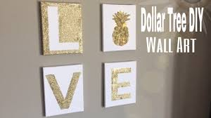 wall art for the office. Dollar Tree Wall Art DIY | Bedroom Wall Decor| Office Decor Art For The