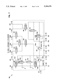patent us5394678 electronic control for turf maintenance vehicle patent drawing