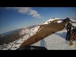 summer snowmobile in iceland you
