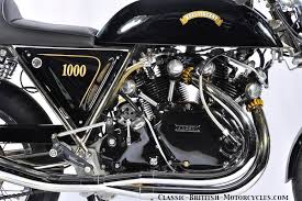 vincent motorcycle engine