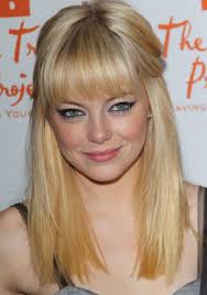 Hairstyles With Blunt Fringe Bangs Or Fringe Hairstyles Hairstyle Haircuts With Fringes For