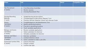 Recruiting Plan Template 11 Recruitment Strategic Plan Examples Pdf Examples