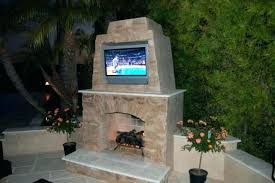 outdoor fireplace with tv outdoor fireplaces with outdoor fireplace outdoor stone fireplaces with ideas outdoor fireplace