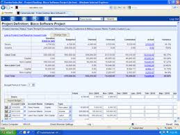 Tracking Budget Commitments Project Budget Tracking