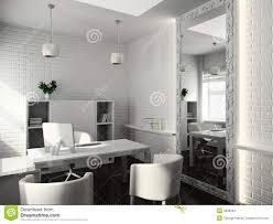 modern interior office stock. 3D Render Modern Interior Of Office Stock Images Image I