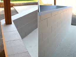 how to paint cinder block ideas for the house cinder backyard and gardens