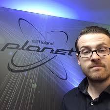 Roland Store Expert | PMT Birmingham | Adam Lunt