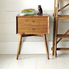 New nightstand with Mid Century Modern style