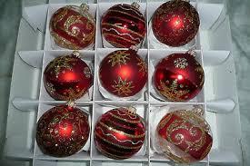 Exklusive Christbaumkugeln Weihnachtskugeln