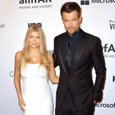Fergie & Josh Duhamel's Son Axl Looks Exactly Like His Parents! - E! Online