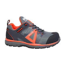 this review is from active low men s size 8 5 black orange nylon leather composite toe waterproof work shoe