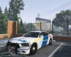 Dodge Charger Hungarian Police Car - GTA5-Mods.com