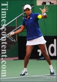 Image result for Prarthana Thombare Tennis