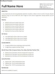 can you make a resume with no work experience what to put on sample resume  download